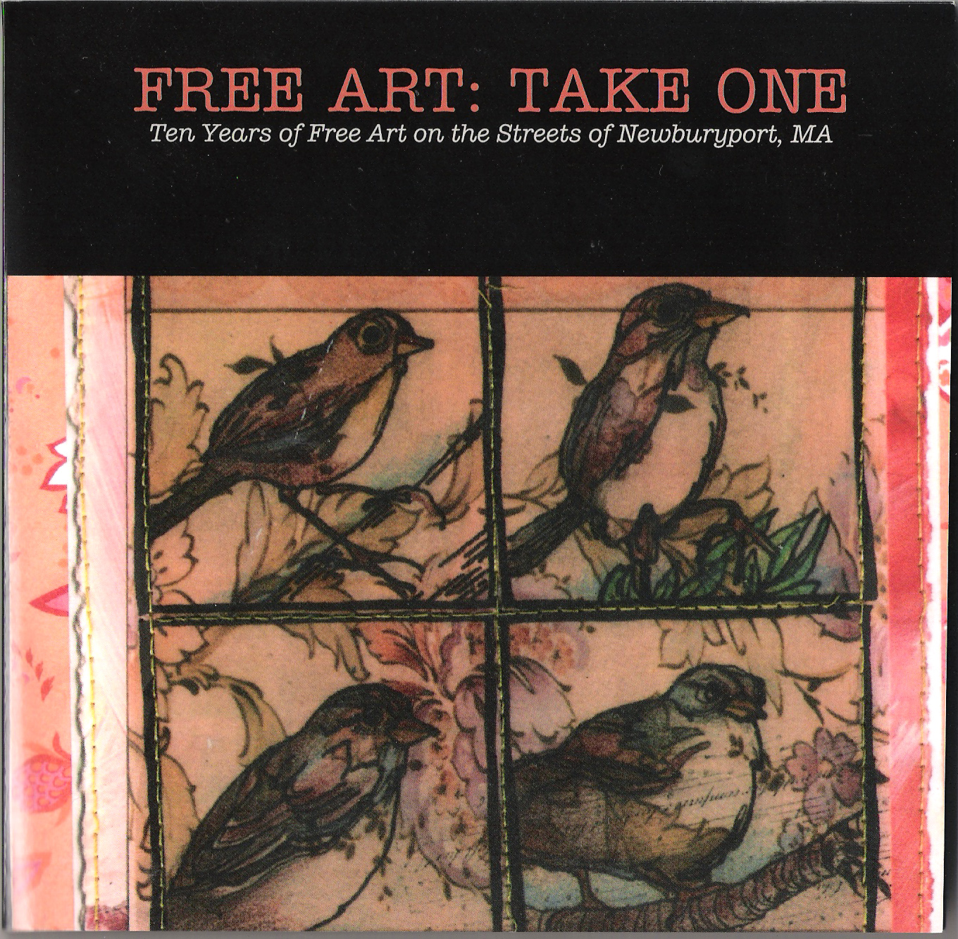 Free Art Take One Burst Bloom Records