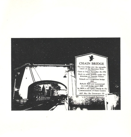 The Chain Bridge, Volume One