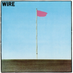 Wire 'Pink Flag'