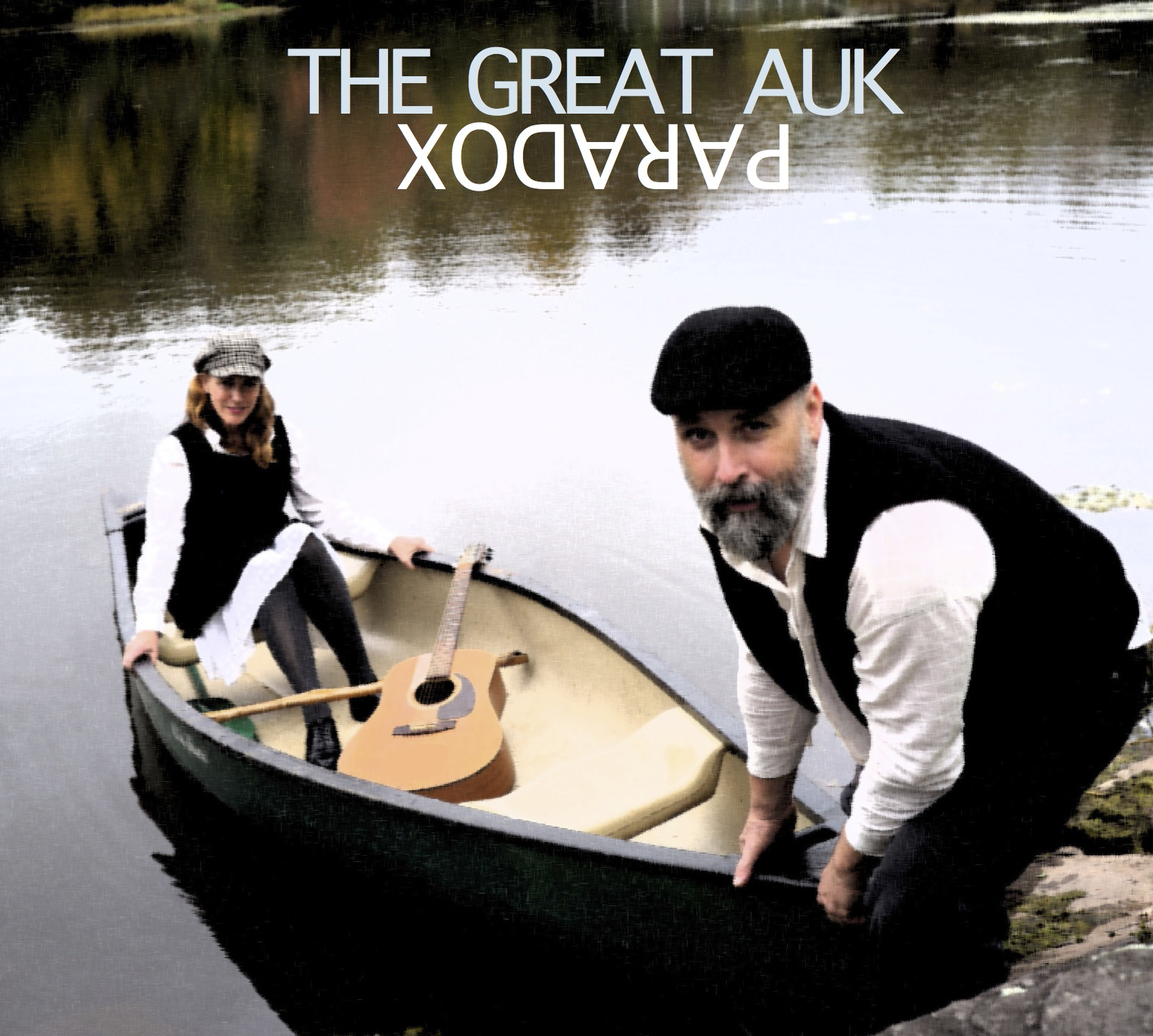 Great Auk cover